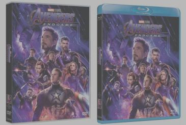 Avengers Endgame: release date and specifications of the home edition video
