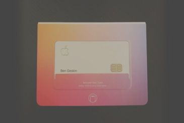 The Apple Card will be launched in the first half of August