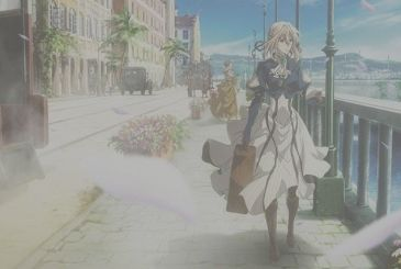 Violet Evergarden Gaiden, a new visual and confirmation of the release date