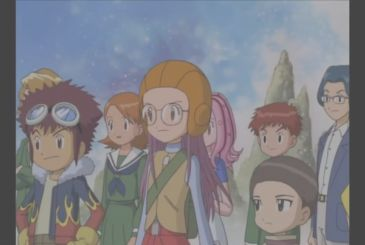 Digimon: the new film will also feature the characters of Adventure 02