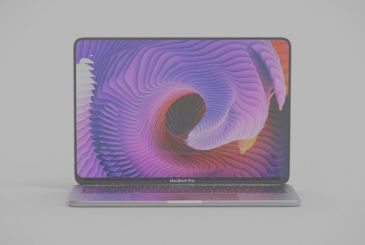 The new MacBook Pro from 16 inches to adapt to the case of the model by 15-inch