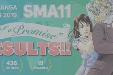 Silent Manga Audition 2019 – SMA11, all of the winners