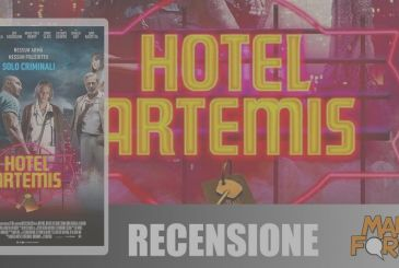 Hotel Artemis Drew Pearce | Review