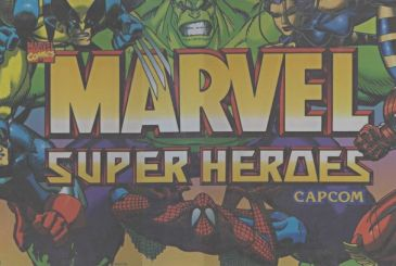 Marvel: a cab to the games room for its 80 years
