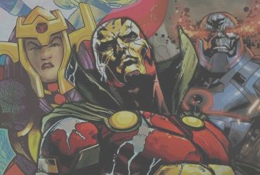 New Gods: Darkseid and his Furies will be in the movie
