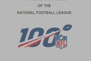 The rules of the game the NFL 2019
