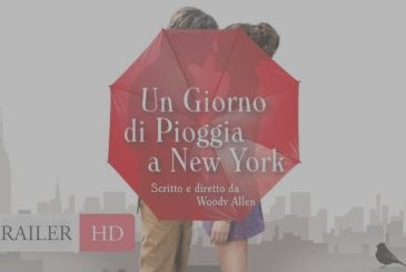 A rainy day in New York: official trailer of the new Woody Allen movie