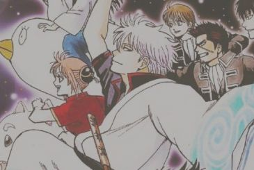 Gintama: leaked the announcement of an animated movie