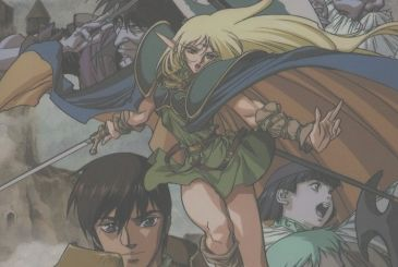 Record of Lodoss War, the 2D game in the Fall on Steam