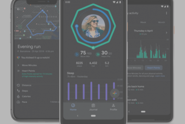 Google Fit updates with Dark Mode and several other innovations