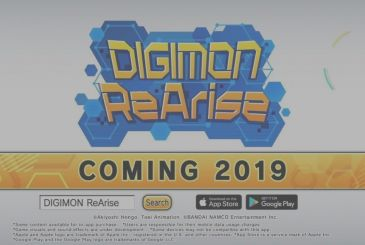 Digimon ReArise: the mobile game will arrive in the West