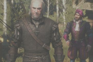 The Witcher: the dynamic between Geralt and Jaskier