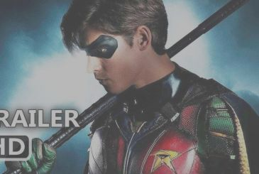 Titans 2: the first official trailer