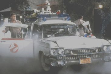 Ghostbusters 3: photos from the set reveal the Ecto-1