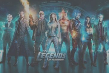 DC's Legends of Tomorrow 5: the latest news on the team and the role of Astra