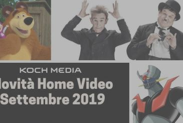 Koch Media: all home video releases of September 2019