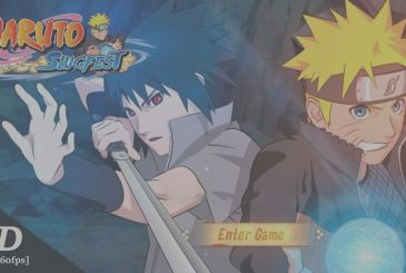 Naruto Slugfest will be the first MMOARPG 3D for mobile