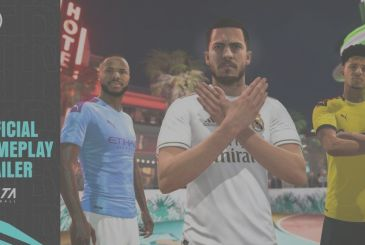 FIFA 20: the official trailer shows you how Time