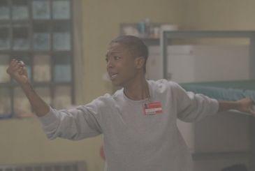 Orange is the New Black: opens in fact, the foundation is dedicated to Poussey