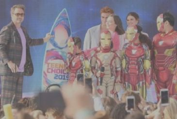 The Teen Choice Awards 2019: the triumph of The CW and Marvel Studios