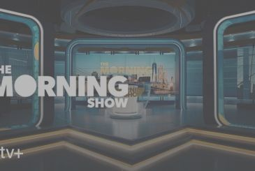 The Morning Show: teaser trailer of the series Apple TV+