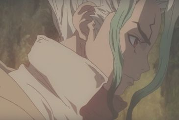 Dr. Stone, the new video promo of the animated series