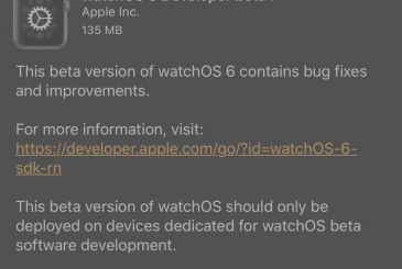 Apple releases watchOS 6 and tvOS 13 beta 7