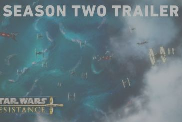 Star Wars, Resistance: the first trailer of the second and final Season