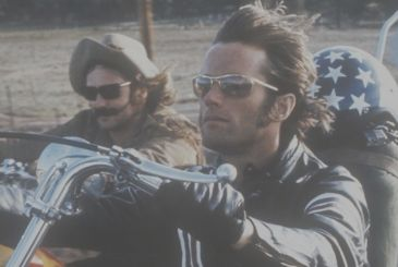 And' dead Peter Fonda, the Wyatt in Easy Rider