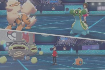 Pokémon Sword & Shield: the new trailer focused on the fight