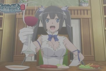 Yamato Video, DanMachi Season 2 coming soon on Yamato Animation
