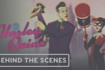 Harley Quinn: new trailer behind-the-scenes of the animated series