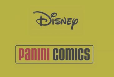 Panini Comics: the outputs to Disney in October 2019