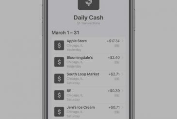 Apple Card extends the 3% of Daily cash to more merchants, starting from Uber and Uber Eats