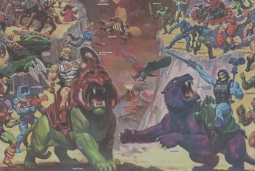 He-Man and the Masters of the Multiverse: DC announces a new comic book