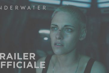 Underwater: the official trailer in ITALIAN