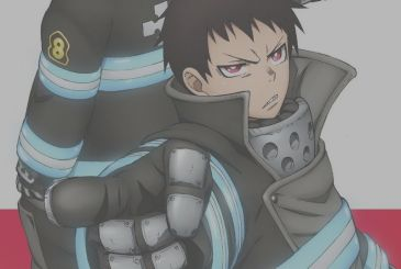 Fire Force, the animated series coming on the Man-Ga