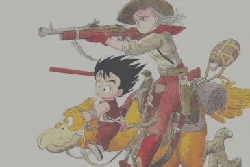 Dragon Ball: Converse launches a clothing line