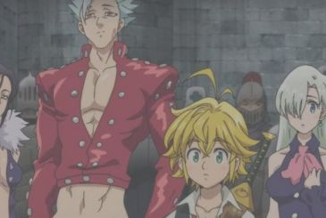 The Seven Deadly Sins – Wrath of the Gods, the new teaser video of the series