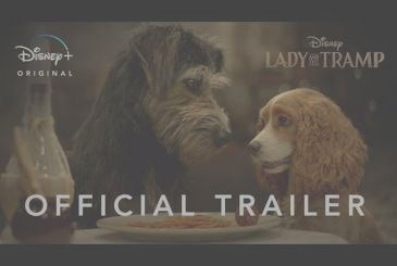 Lady and the Tramp: the trailer from D23
