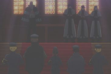 Fire-Force-1×07 – the Start of the survey in the 1st Brigade | Review