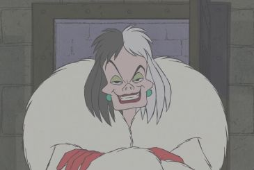 Cruella: first look at Emma Stone in the role of the villain