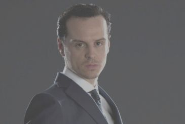 His Darks Materials: Andrew Scott (Sherlock) in the cast