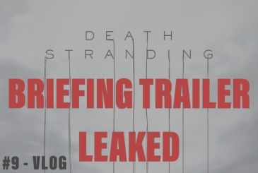 "Death Stranding: leaked online the new trailer for ""Briefing"""