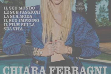 Chiara Ferragni director for a day