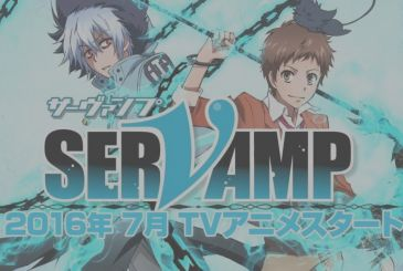 Servamp in September on Man-Ga