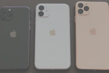 IPhone 11: when will it be possible to preordinarli and buy them?