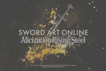 Sword Art Online: Alicization Rising Steel – the game will arrive in the West