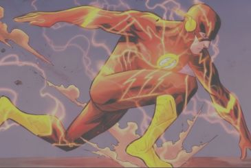 The Flash 6: the new costume is inspired by the New 52