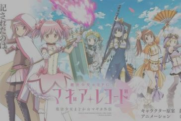 Magic Records – Madoka Magica Gaiden: new extended video, key visual, and the month of departure of the souls